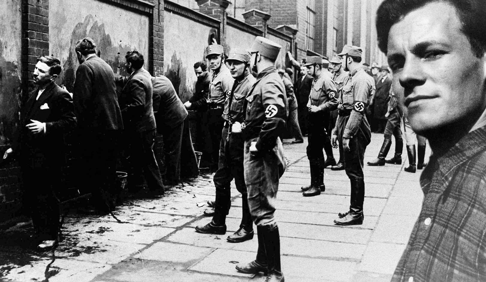 resistance fighter in norwegian exile - Willy Brandt Lebenslauf
