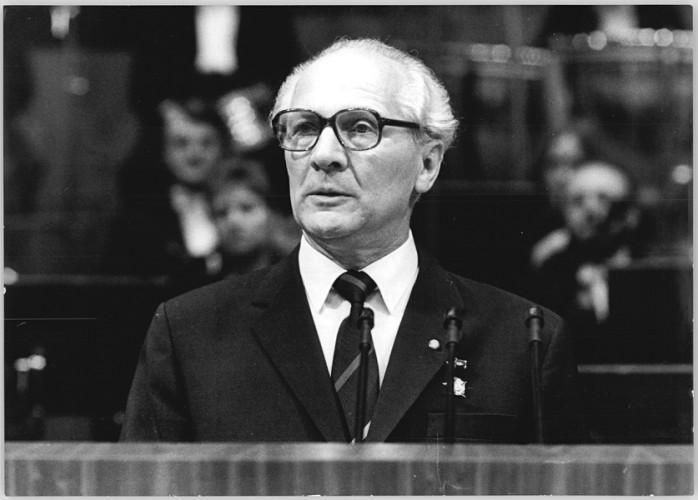 Personal Information: Erich Honecker (1912-1994)