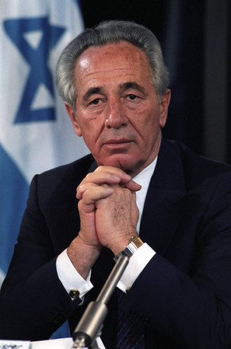 Personal Information: Shimon Peres (1923-2016)
