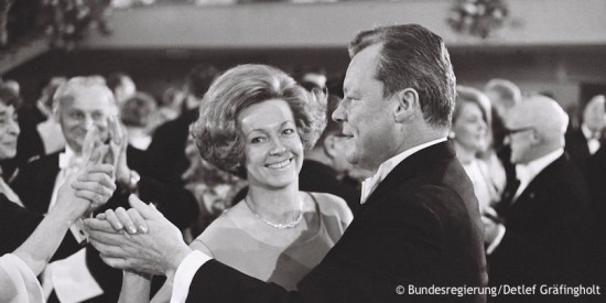 marriage with rut brandt - Willy Brandt Lebenslauf