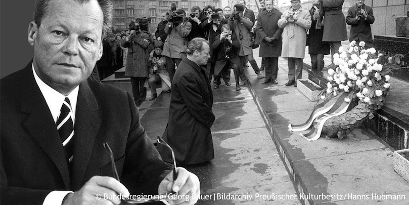 foreign minister and federal chancellor in bonn willy brandt biografie - Willy Brandt Lebenslauf
