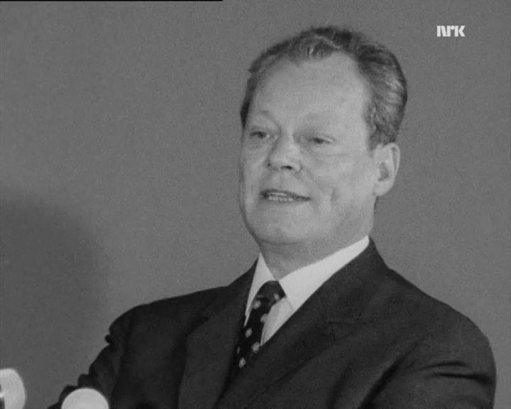 willy brandts speech in oslo 24 april 1970 willy brandt biografie - Willy Brandt Lebenslauf