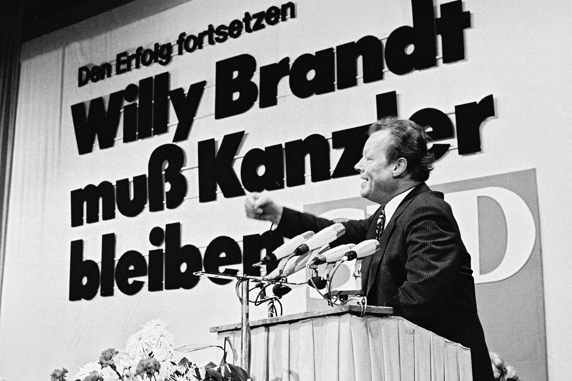 Quotes Of Willy Brandt Willy Brandt Biografie