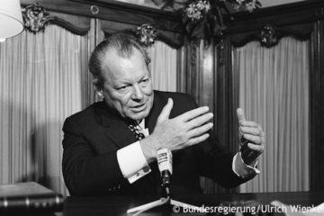 Sources Willy Brandt Biografie